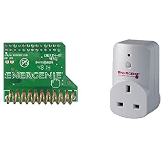 Energenie MIHO004-RT 2-Way Pi-Mote PCB and Energy Monitor Adapter