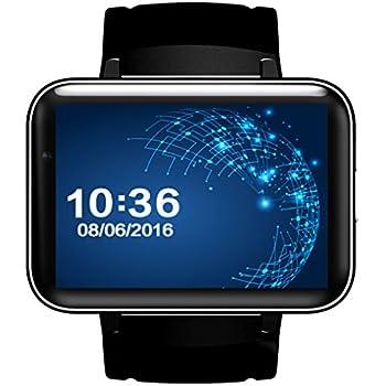 Bodbii DM98 Tarjeta SIM 3G Inteligente Reloj Bluetooth 4.0 GPS ...