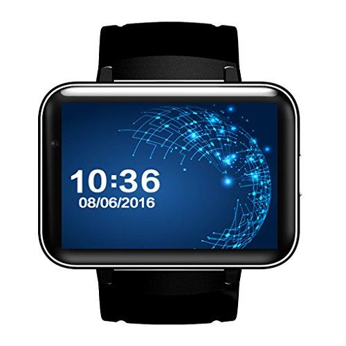 Mengonee DM98 SIM Karte 3G Smart Uhr Bluetooth 4.0 GPS Wifi Android 4.4.2 2,2 Zoll Uhr 3g Wifi Bluetooth