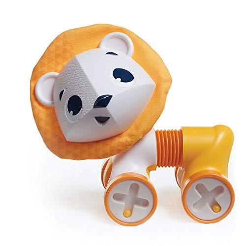 Tiny Love Tiny Roller Friends Jouet à Tirer Leonardo Le Lion Jaune