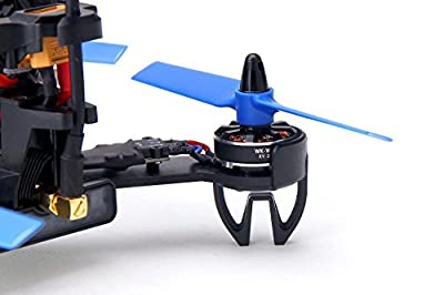 XciteRC 15003990 - FPV Quadcopter F210 3D RTF Drone Racing - Black