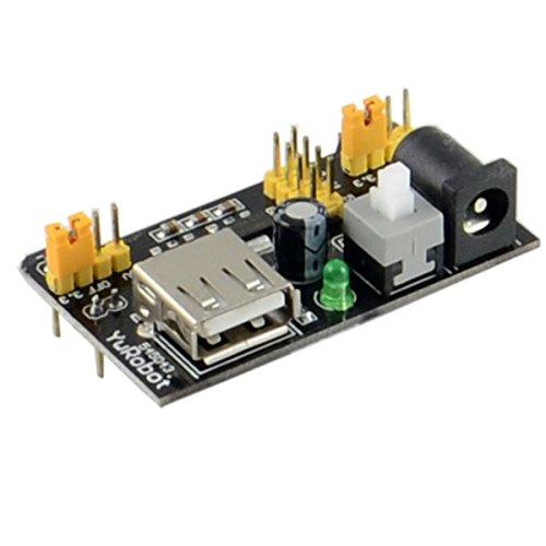 Breadboard Stromversorgung Modul 3.3V–5V Arduino Raspberry Pi Brot Board - Raspberry Pi Brot Board