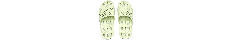 Zapatillas DWW de Baño de Secado Rápido Antideslizantes Huecas Huecas Huecas Hembra Luz Antideslizante Zapatos... -