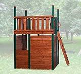 Tabaluga Verkleidung für Spielturm 816 D