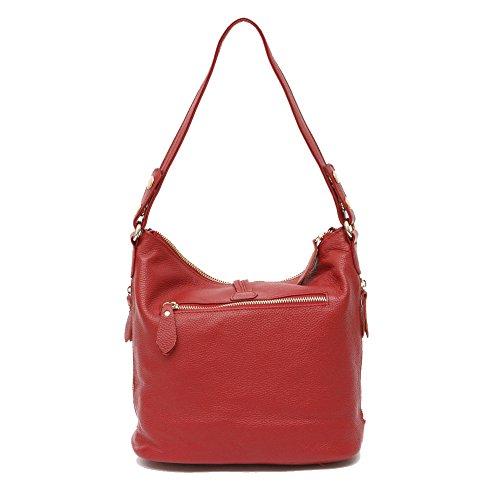 La versione coreana di borse a spalla/ casual borsa a tracolla con frange/ sacchetto diagonale mobile-D D