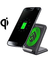 Para Samsung Galaxy S9 / S9 Plus, Magiyard Cargador inalámbrico Qi Fast Soporte de carga rápida