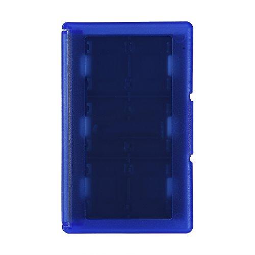 Caja tarjetas TF 24 1 soporte tarjeta memoria Nintendo