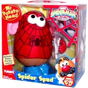 Mr. Potato Head Spider Man Spider Spud