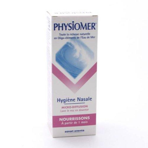 Sanofi Aventis - Physiomer Spray micro-diffusion - Taille : 1 mois