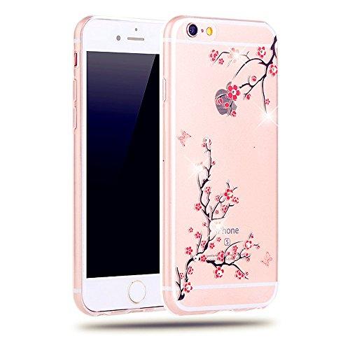 kshop-luxury-diamond-shell-bumper-for-iphone-6-plus-6s-plus-ultra-slim-thin-soft-tpu-silicone-case-a