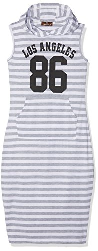 Tantra Damen Kleid, Casual Dress9674 Grau