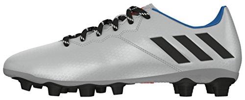 adidas Herren Messi 16.4 FXG Fußballschuhe Plata (Plamet/Negbas/Azuimp) 40 EU