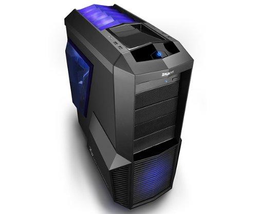 Zalman-Z11-Plus-Midi-Tower-PC-Gehuse-ATX-4x-525-externe-5x-35-interne-2x-USB-30-schwarz