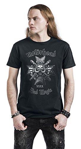 Motörhead Bad Magic T-Shirt nero Nero