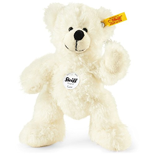 Steiff-18cm-Lotte-Teddy-Bear-White