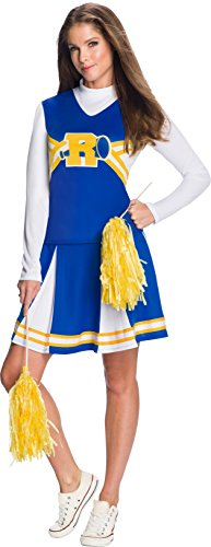 Rubie's Adult Riverdale Vixens Cheerleader Fancy Dress Costume -
