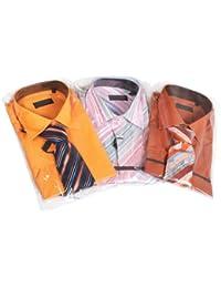 Hangerworld Lot de 40 housses de rangement transparentes refermables pour vêtements pliés