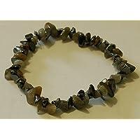 Labradorit und Hämatit Chip Bead Crystal Healing Armband preisvergleich bei billige-tabletten.eu