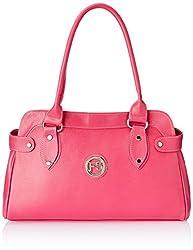Fostelo Handbag (PINK) (FSB-219)