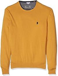 U.S.POLO ASSN. Jesse Round Knit, Camiseta Térmica para Hombre