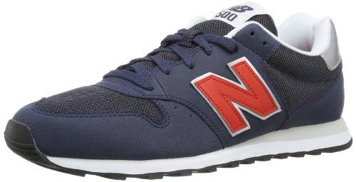 GM500 D 14E 358151-60 Herren Sneaker, Mehrfarbig (NRS NAVY/RED 10), EU 40 (US 7)