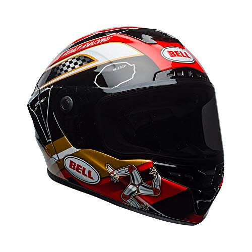 BELL 7092104 Star Mips Isle Of Man Casco