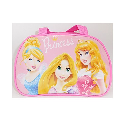 Sac à goûter pour Enfant Princesses Disney - 23x20x9cm - avec poignée - 843