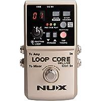 NUX Loop Loop Core Deluxe Pédale boucleur Looper 24 bits Effet pour guitare
