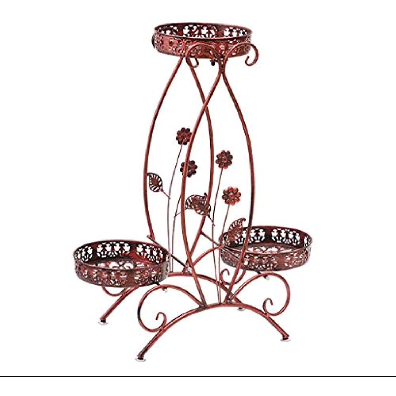 YINUO Plateau à à à fleurs Étage du sol Support à pot de style japonais  Balcon 8351841b180
