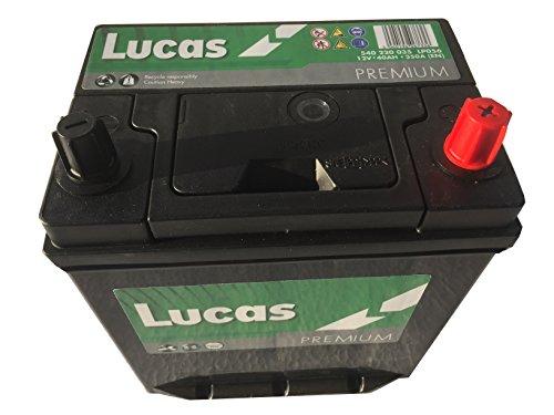 Lucas Akku Autos Premium lp056B1912V 40Ah 350Amps (EN)