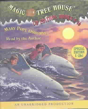 [Magic Tree House Collection: Books 9-16: #9: Dolphins at Daybreak; #10: Ghost Town; #11: Lions; #12: Polar Bears Past Bedtime; #13: Volcano; #14: Dragon King; #15: Viking Ships; #16: Olympics] (By: Mary Pope Osborne) [published: October, 2003] par Mary Pope Osborne