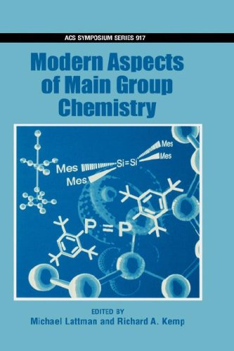 Modern Aspects of Main Group Chemistry Acsss 917 (ACS Symposium Series)
