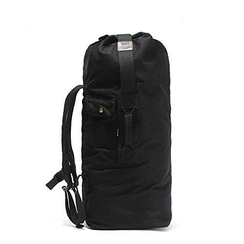 dd48739116 Tela borsa borsa a tracolla uomo grande capacità viaggio zaino grande  secchio all'aperto alpinismo
