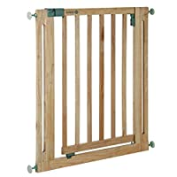 Safety 1st Gate Made from Wood/Pressure Fit/Natural