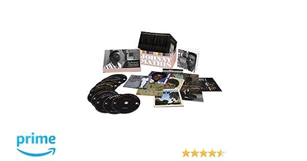 The Voice of Romance: the Columbia Original Album - Johnny Mathis ...
