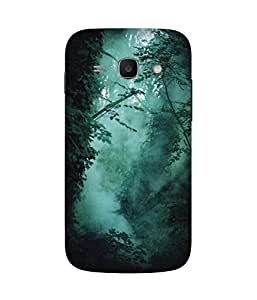 Green Forest Samsung Galaxy Ace 3 Case