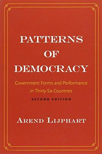 Patterns of Democracy: Government Forms and Performance in Thirty-Six Countries por Arend Lijphart