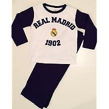Real Madrid F.C. – Pijama Niños de todos los tamaños ...