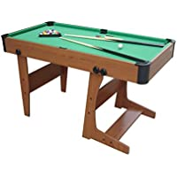 Gamesson Unisex Eton L Foot Folding Pool Table Accessories, Green, Large/6-Inch