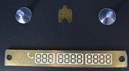 152-x-2-cm-Auto-Luminous-temporre-Karte-mit-Saugnpfen-und-Nachtlicht-Styling-Telefonnummer-Karte-Teller-Golden-silbrig