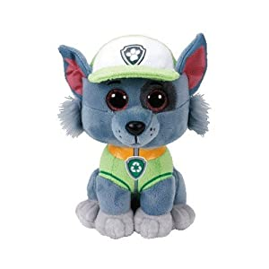 Ty- Patrulla Canina, Rocky, 23 cm (United Labels Ibérica 96323TY)
