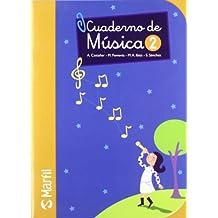 Cuaderno de Música-2 (Educación Primaria) - 9788426814623