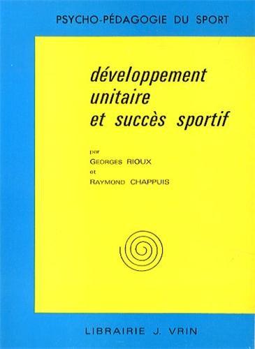 Développement unitaire et succès sportif