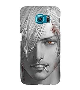 Cool Boy 3D Hard Polycarbonate Designer Back Case Cover for Samsung Galaxy S6 Edge+ :: Samsung Galaxy S6 Edge Plus :: Samsung Galaxy S6 Edge+ G928G :: Samsung Galaxy S6 Edge+ G928F G928T G928A G928I