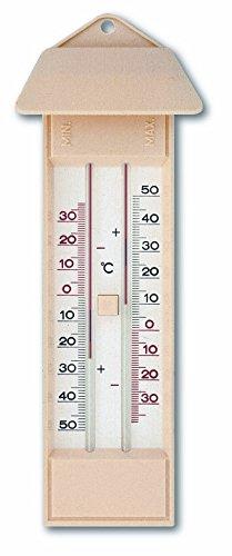 TFA 10.3015.03 - Termómetro de máxima y mínima