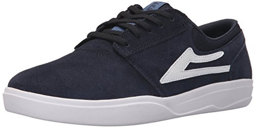 Lakai Skateboard Shoes Griffin XLK Navy Suede Size 12 -