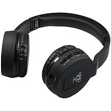 Metronic 480186 - Auriculares Bluetooth, negro