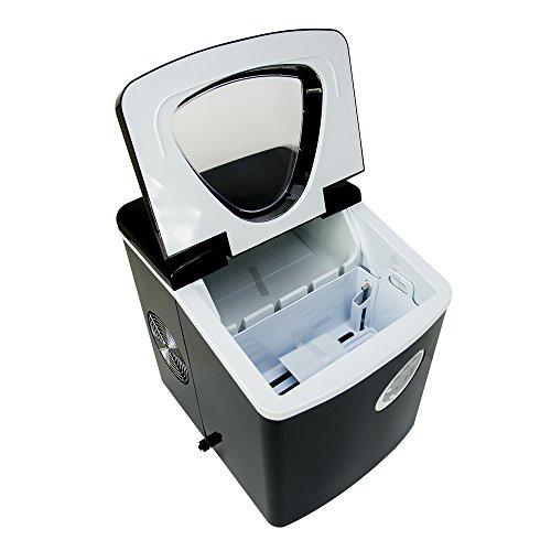 Máquina para hacer Hielo PNI Summer P3, 12kg hielo en 24 horas, 3 tam