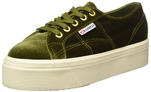 <span class='b_prefix'></span> Superga 2790-velvetw, Women's Closed-Toe