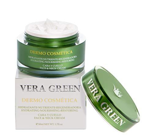 Vera Green Dermo Cosmética. Crema Aloe Vera Facial